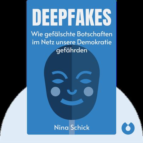 Deepfakes von Nina Schick