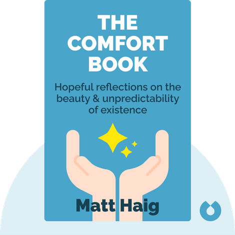 The Comfort Book von Matt Haig