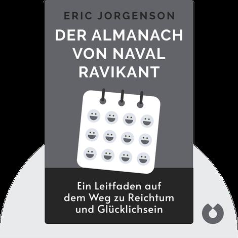 Der Almanach von Naval Ravikant von Eric Jorgenson