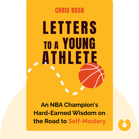 Letters to a Young Athlete von Chris Bosh