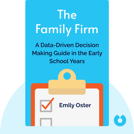 The Family Firm von Emily Oster