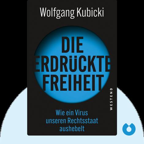 Die erdrückte Freiheit von Wolfgang Kubicki