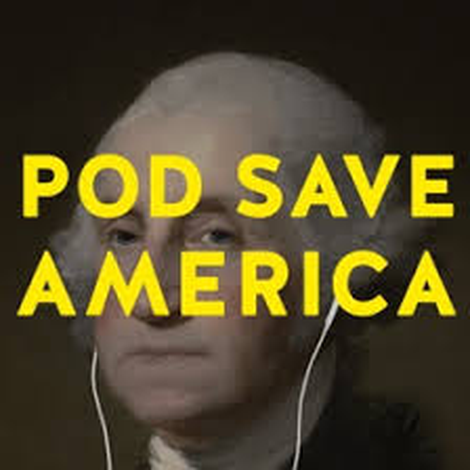 Welcome Pod Save America Fans!